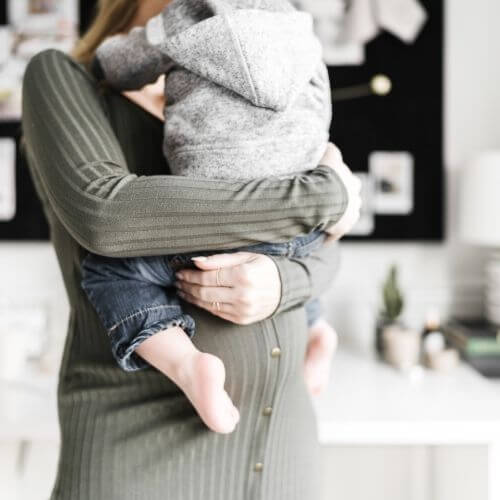 mom blog post ideas - pregnancy
