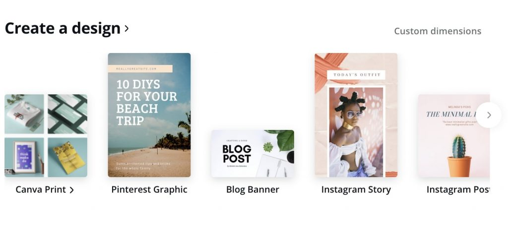 How to Make Pinterest Board Covers with Canva