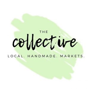 text reads the collective local handmade markets