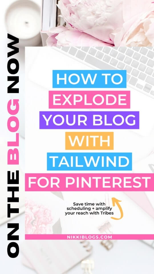 example pin used to create instagram stories for how to promote a blog post on instagram