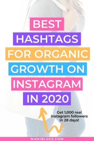 best hashtags for instagram growth