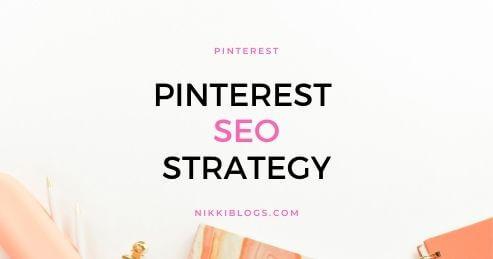 pinterest seo strategy 2020