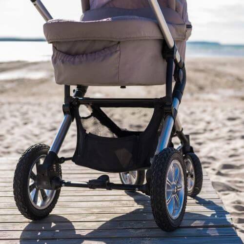 newborn checklist gear