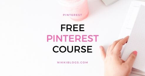 free pinterest course
