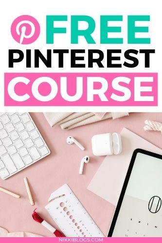free pinterest marketing course