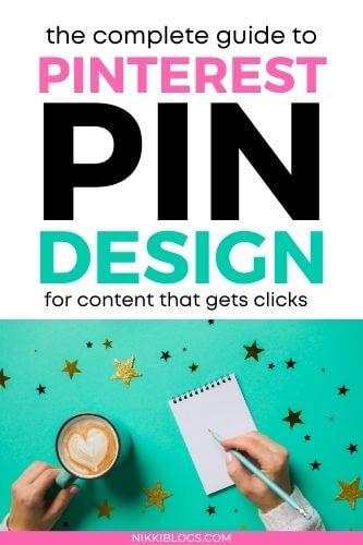 pinterest pin design tips