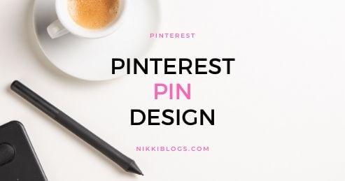 pinterest pin design