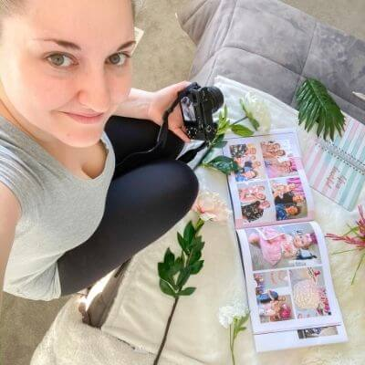 instagram photo ideas - behind the scenes