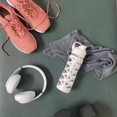 instagram photo ideas - fitness
