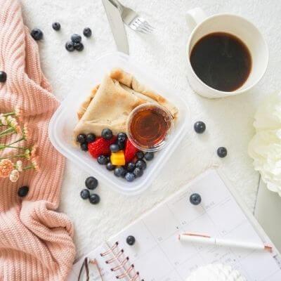 instagram photo ideas - food