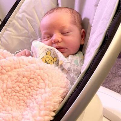 is bad luck to buy baby stuff early - myth - baby in mamaroo