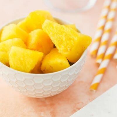 summer blog ideas - healthy food like mango