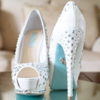 wedding blog post ideas - shoes