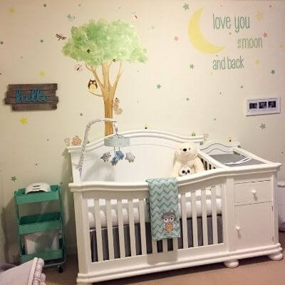 built crib for when to buy crib or bassinet for baby