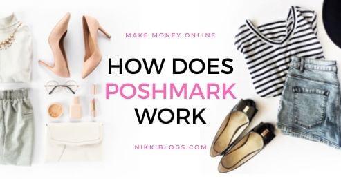 how does poshmark work