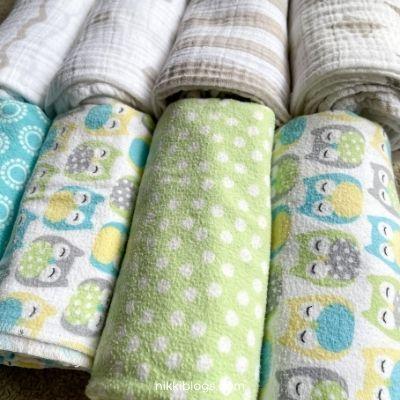 soft baby blankets - comparison
